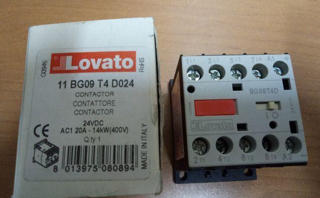 Пускатель Lovato 11BG09 T4  D024