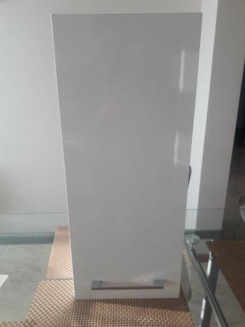 Biała szafka wisząca połysk nowa