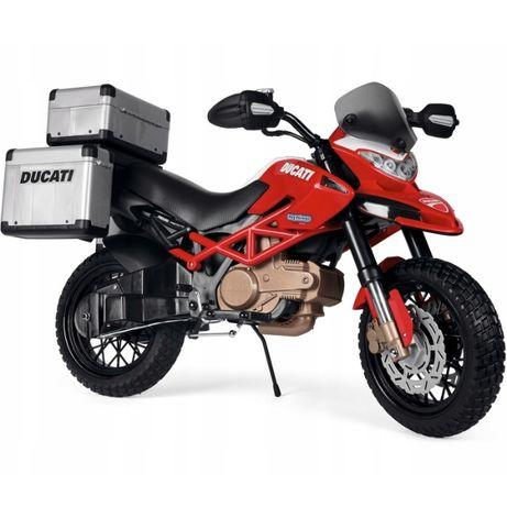 Motor dla dzieci na akumuator Ducati Enduro na akumulator 12V