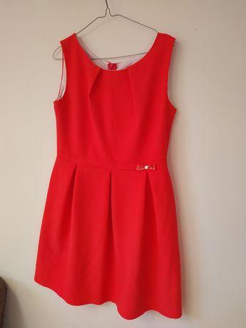 Sukienka różowa xl