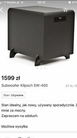 Klipsch SW 450