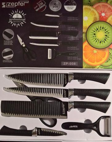 Набор ножей из нержавеющей стали Zepter