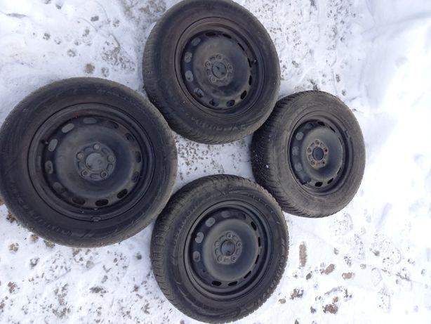 Продам стальные диски 5/108R15