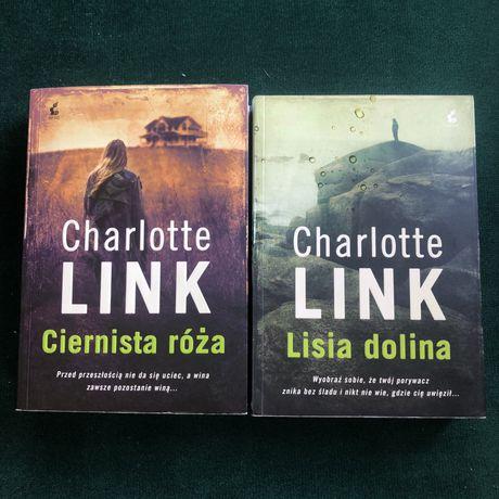 Charlotte Link Ciernista Róża + Lisia Dolina
