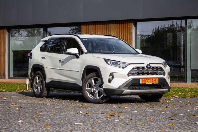 Toyota RAV4 Premium OFFICIAL 2020