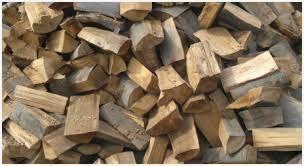 Podsuszone drewno bardzo ładne szczapy transport gratis