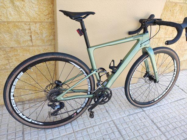 Bicicleta Gravel Cannondale Topstone Ultegra