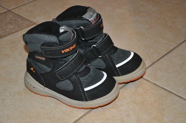 buty zimowe Viking dla dziecka r. 24 wkładka 14,5 cm