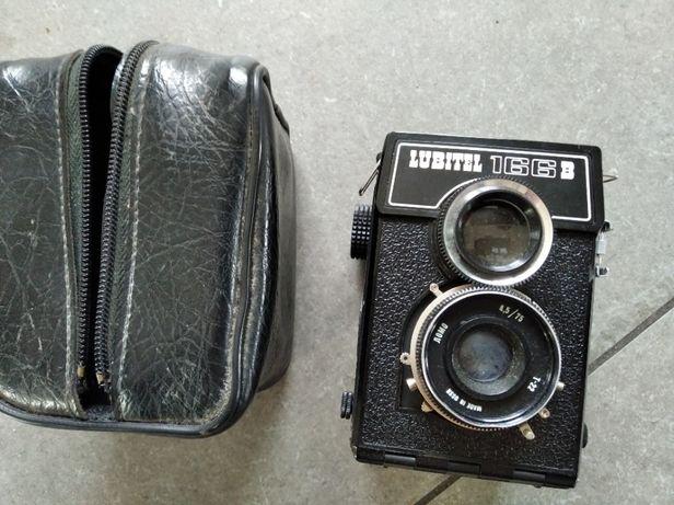 Aparat fotograficzny Lubitel 166 B CCCP