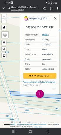 Las Jarnice działka numer 1232. Sowia Góra