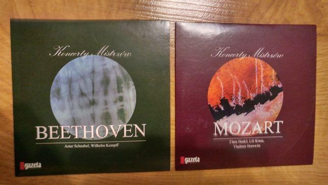 CD: Koncerty mistrzów Mozart, Beethoven