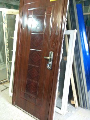 Двери металлические входные б у