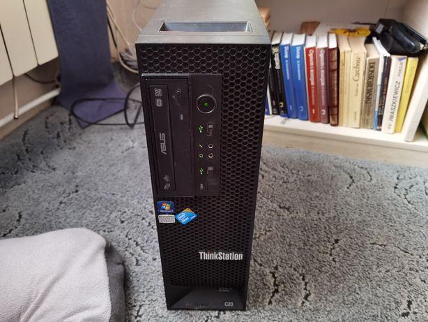 Komputer gamingowy 2procesory3GHz  32GB ram zasilacz 800W grafika 1050