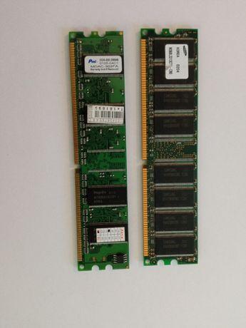 Модуль пам'яті DDR 333 256 Мб - 2 шт