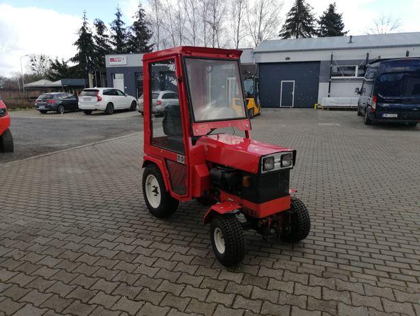 Gutbrod 2500 traktorek ogrodniczy sadowniczy komunalny silnik Kubota