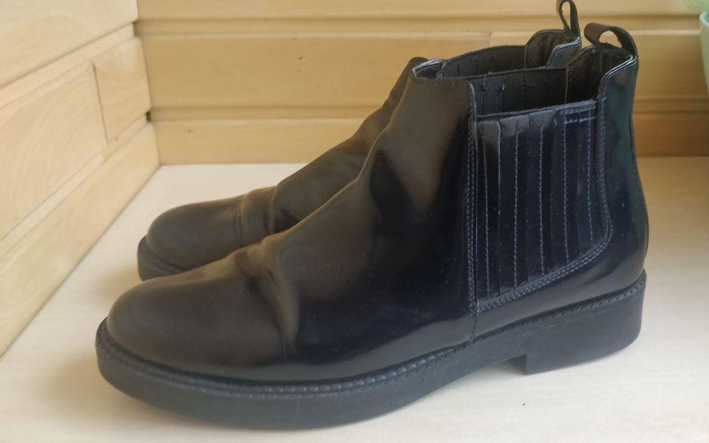 Распродажа! Ботинки челси кожаные Черкассы - изображение 1