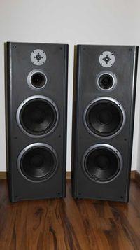 SHARP CP-8800 Potężne kolumny głośniki 4 way bass reflex Wysyłka