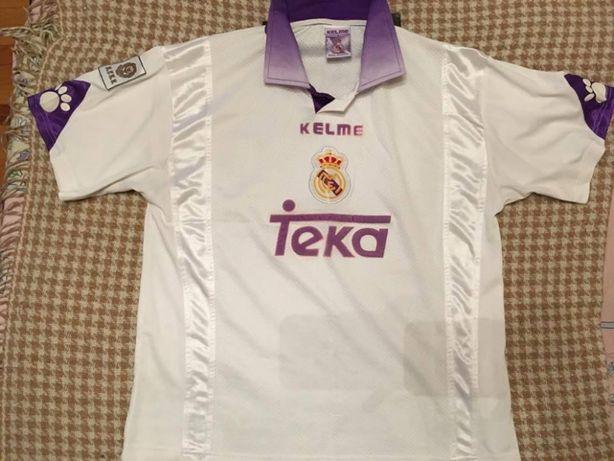 """Продам форму"""" Реал Мадрид""""- чемпиона лиги чемпионов 1998г .бу оригинал"""