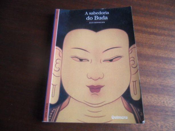"""""""A Sabedoria do Buda"""" de Jean Boisselier - 1ª Edição de 2003"""