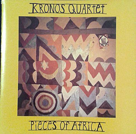 Kronos Quartet. Pieces of Africa. ELEKTRA. Envio CTT