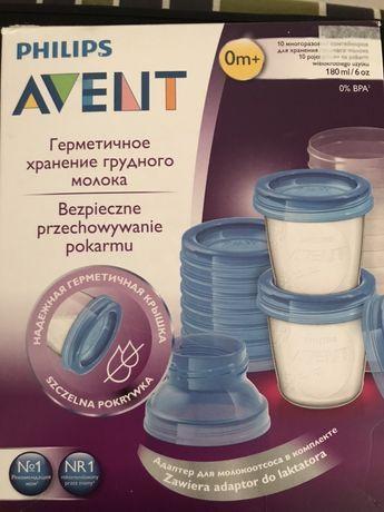 Продам контейнеры для хранения грудного молока PHILIPS avent