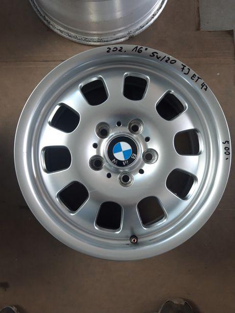 202 Felgi Aluminiowe ORYGINAŁ BMW R16 5x120