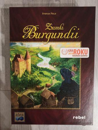 Zamki Burgundii stara edycja i dodatek Gra drużynowa
