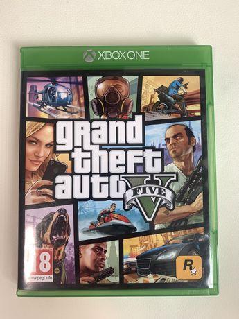Grand Theft Auto V Xbox One