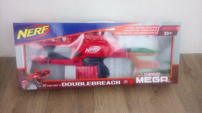 Бластер  Nerf Doublebreach