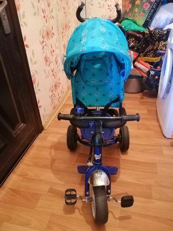 Дитячий велосипед для прогулянок