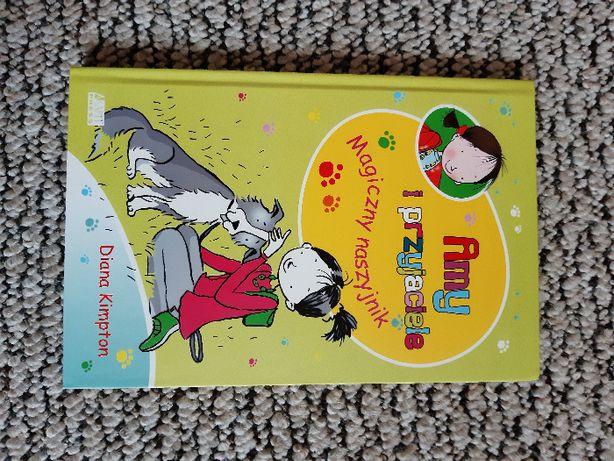 książka Amy i przyjaciele. Magiczny naszyjnik - Diana Kimpton