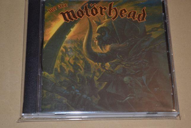 Motörhead – We Are Motörhead - 2000, Новый, Произ-во Россия.
