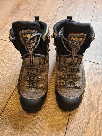 Używane męskie buty trekkingowe ASOLO Fugitive gtx 43 2/3
