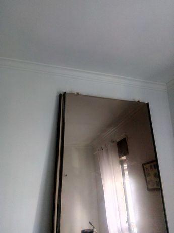 Porta de vidro Anti- reflexo