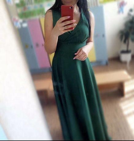 Платье длинное ,выпускное