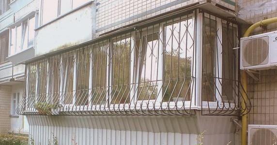 Решетки на окна и двери от 1150 грн м кв, сварные, г. Николаев