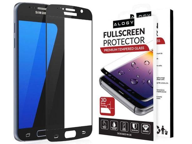 Szkło hartowane 3D Alogy na cały ekran Samsung Galaxy S7
