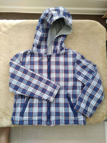 Benetton куртка, футболка длинный рукав, мальчикам xs, 4-5 лет, 110 с