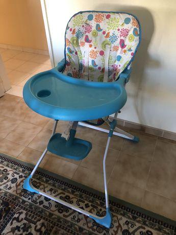 Cadeira refeição bebé