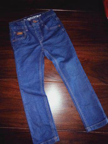 Labindustries spodnie skiny jeans r.98