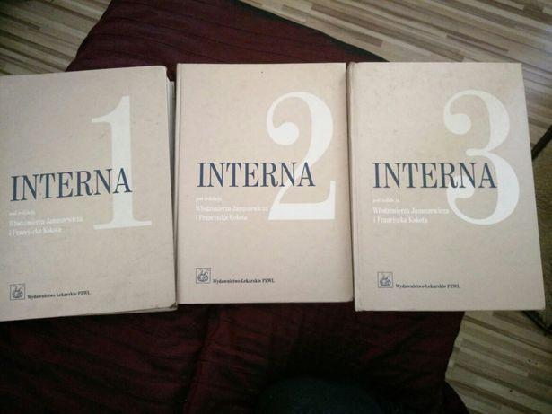 Interna 1, 2, 3