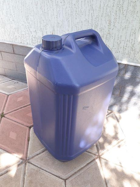 Канистра пластмассовая 35 литров