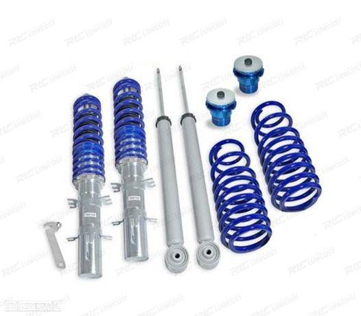 SUSPENSÃO REGULÁVEL COILOVER BLUE LINE PARA BMW SERIE 3 E90 / E91 / E92 / E93