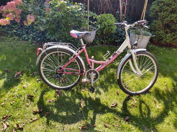 rower Bingo Sandra dla dziewczynki