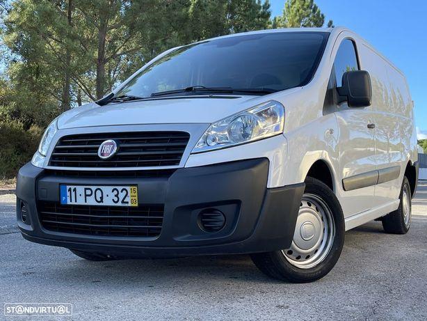 Fiat Scudo Longa Iva dedutivel 119 000 kms Nacional A/C