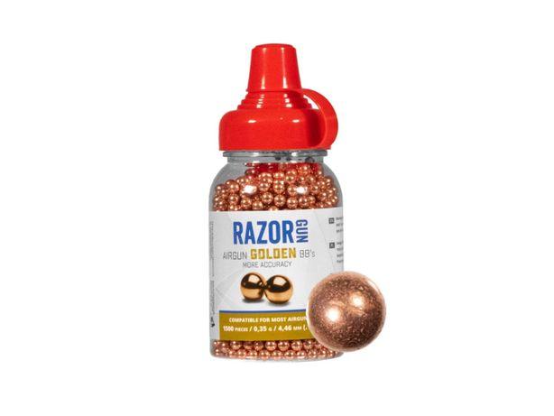 Śrut BBs RazorGun Golden 4,46 mm 1500 szt.