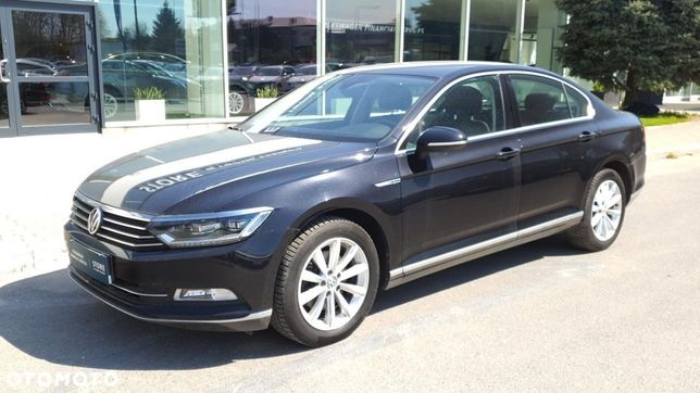 Volkswagen Passat Salon PL, 1właściciel, VAT 23%