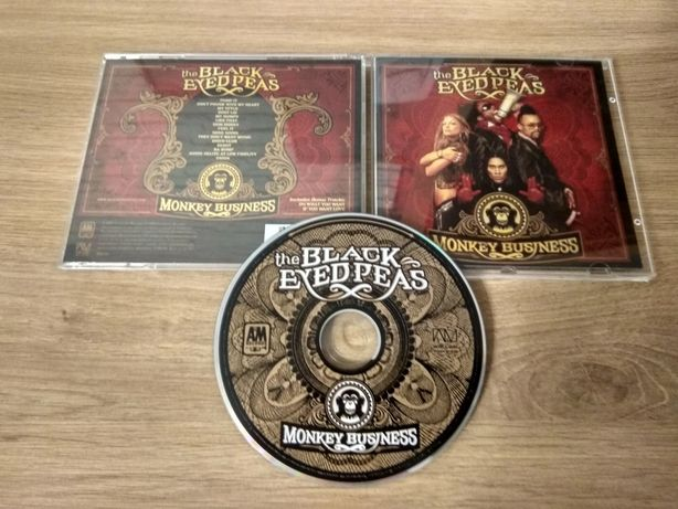 Black Eyed Peas - Monkey Business - Płyta CD