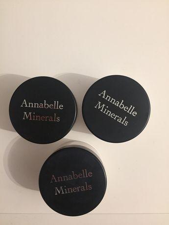 Anabelle Minerals - podkład matujący