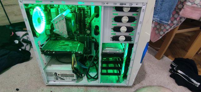 Computer AMD FX-8350,GeForce GTX 760, Monitor Samsung